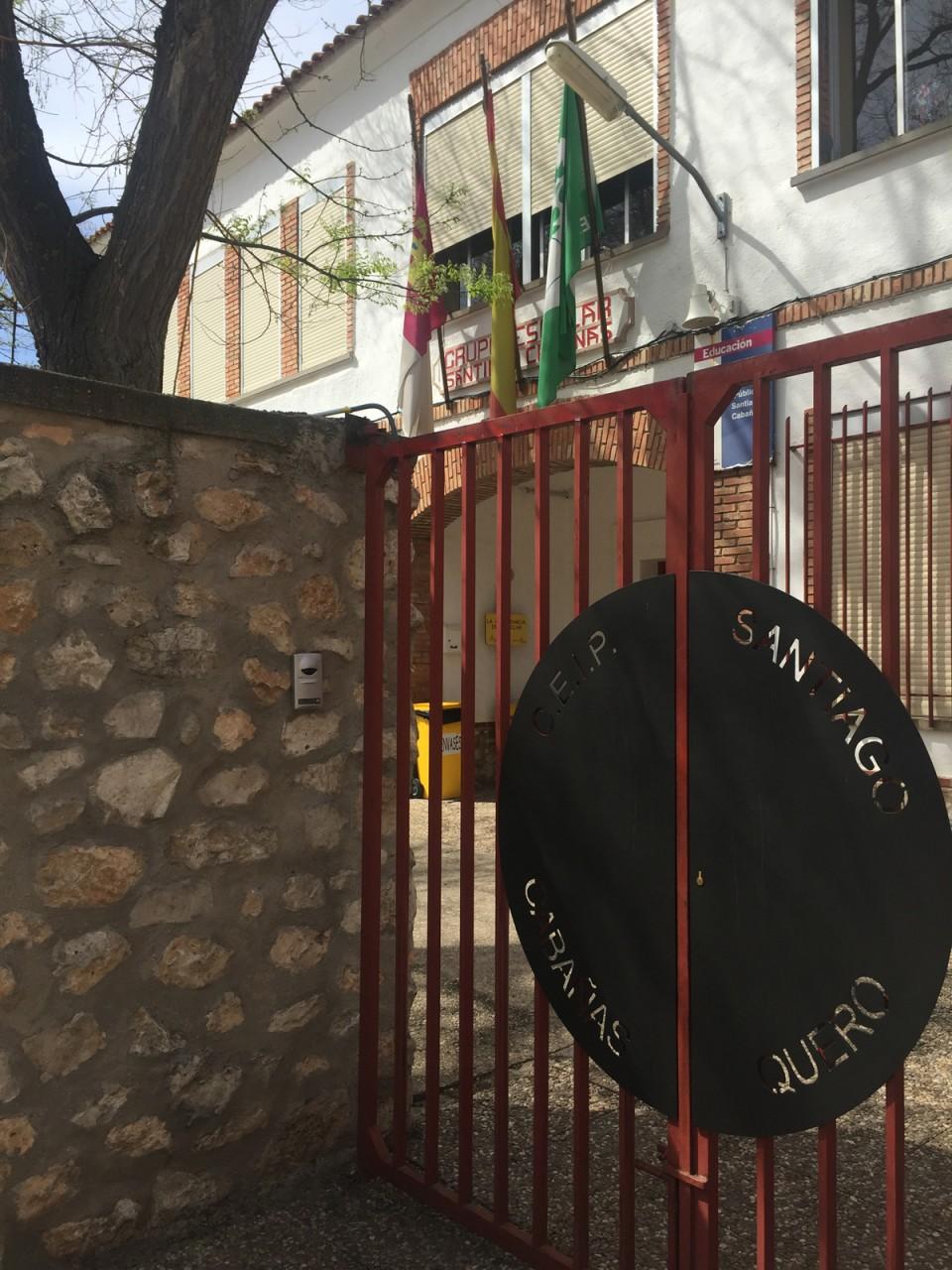 CEIP Santiago Cabaña, Quero (Toledo)